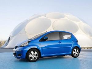 AVEO Advertisement for Toyota Europe