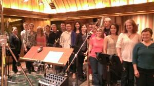 New York Film Chorale at Avatar
